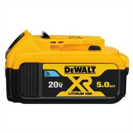 DeWALT DCB205BT - 20V MAX LI-ION TOOL CONNECT BATTERY PACK (5.0 AH)