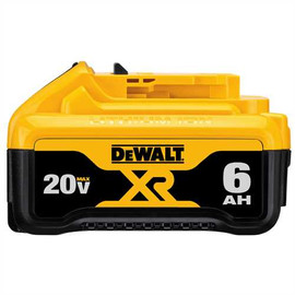 DeWALT DCB206 - 20V MAX LI-ION BATTERY PACK (6.0 AH)