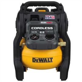 DeWALT DCC2560T1 - 60V MAX 2.5GAL CORDLESS COMPRESSOR