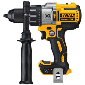 "DeWALT DCD997B - 20V MAX XR PREMIUM TOOL CONNECT 1/2"" HAMMERDRILL/DRIVER - TOOL ONLY"