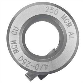 DeWALT DCE1518 - BUSHING 4/0-250 MCM CU, 250 MCM AL