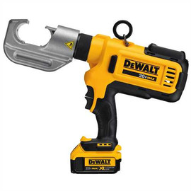 DeWALT DCE300M2 - 20V MAX DIED ELECTRICAL CRIMPING TOOL (4.0AH) W/ 2 BATTERIES AND KIT BOX