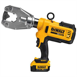 DeWALT DCE350M2 - 20V MAX DIELESS ELECTRICAL CRIMPING TOOL (4.0AH) W/ 2 BATTERIES AND KIT BOX