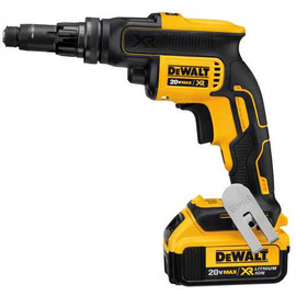 DeWALT DCF622M2 - 20V MAX XR VERSA CLUTCH SCREWGUN (4.0AH) W / 2 BATTERIES AND BAG