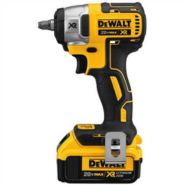 "DeWALT DCF890M2 - 20V MAX XR 3/8"" IMPACT WRENCH (HOG RING) (4.0AH) W/ 2 BATTERIES AND BAG"