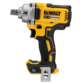 "DeWALT DCF896B - 20V MAX XR TOOL CONNECT 1/2"" MID TORQUE IMPACT WRENCH (DETENT PIN) - TOOL ONLY"