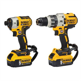 DeWALT DCK299P2LR - 20V MAX XR 2 TOOL (DCD996 & DCF887) W/ 2 BATTERIES (5.0AH) AND BAG LANYARD READY™