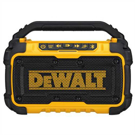 DeWALT DCR010 - 20V/12V MAX JOB BLUETOOTH SPEAKER
