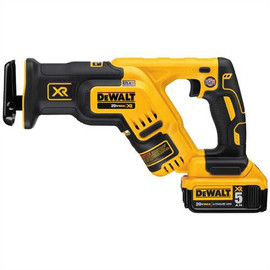 DeWALT DCS367P1 - 20V MAX XR COMPACT RECIPROCATING SAW (5.0AH) W/ 1 BATTERY AND BAG