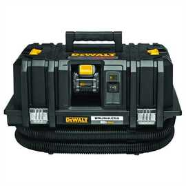 DeWALT DCV585T2 - 60V MAX FLEXVOLT DUST EXTRACTOR KIT W/ 2 BATTERIES (6AH), CHARGER