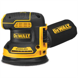 "DeWALT DCW210B - 20V MAX XR 5"" VS ROS WITH HOOK & LOOP PAD AND DUST COLLECTION - TOOL ONLY"