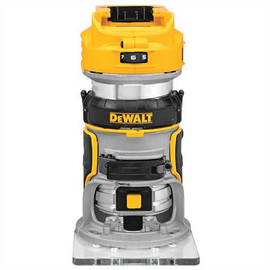 DeWALT DCW600B - 20V MAX XR FIXED BASE COMPACT ROUTER - TOOL ONLY
