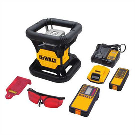 DeWALT DW079LR - 20V MPP RED TOUGH ROTARY LASER