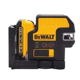 DeWALT DW0822LR - 12V 2 SPOT CROSSLINE LASER RED