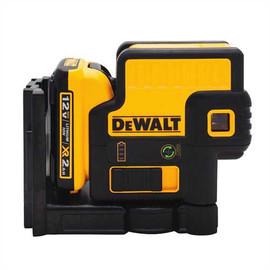 DeWALT DW085LG - 12V 5 SPOT LASER GREEN