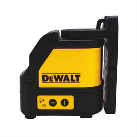 DeWALT DW088CG - CROSS LINE LASER GREEN