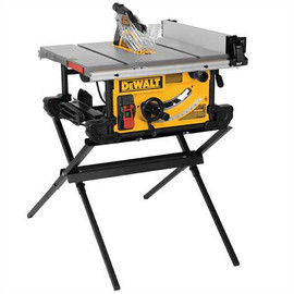 "DeWALT DWE7491X - 10"" TABLE SAW (32-1/2"" RIP CAPACITY) WITH STAND"