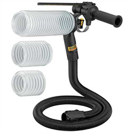 DeWALT DWH200D - DUST EXTRACTION KIT W/ HOSE FOR SDS PLUS ROTARY HAMMERS