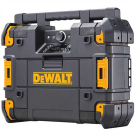DeWALT DWST17510 - TSTAK RADIO + CHARGER