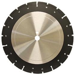Pearl LW2415APS - 24 X .155 X 1 Professional Wet Seg. Asphalt Blade, Soft Bond