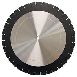 Pearl LW3015APS - 30 X .155 X 1 Professional Wet Seg. Asphalt Blade, Soft Bond