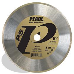 Pearl DTL10G - 10 X .048 X 5/8 P5 Glass Tile Blade, 7MM Rim