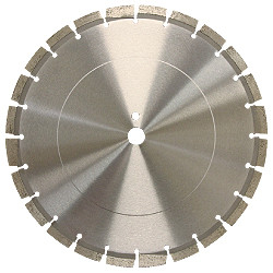 Pearl LW1425CPM - 14 X .250 X 1 Professional Wet Seg. Concrete Blade, Medium Bond