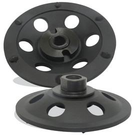 "Pearl DC04PCD6 - 4"" X 5/8-11 6 Pcd Cup Wheel"