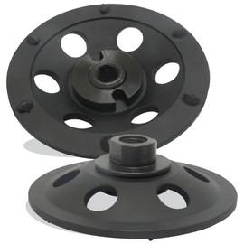 "Pearl DC07PCD12 - 7"" X 5/8-11 12 Pcd Cup Wheel"