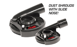 """Pearl VAC70EPS - Vacu-Guard Dust Containment System With Slide Nose (7"""" – 9"""")"""