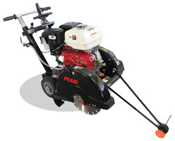 """Pearl PA1814KS - 18"""" Gas Powered Concrete Saw With 14Hp Kohler Engine"""