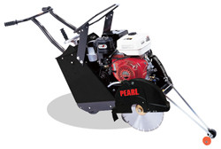 """Pearl PA2013SSP - 20"""" Gas Powered Self-Propelled Concrete Saw With 13Hp Subaru Engine"""