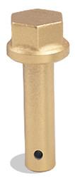 Pearl HEX1PNC - Gold Diamond Hexpin® Attachment, Coarse
