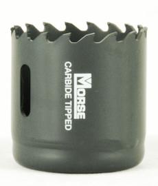 "MK Morse MHST52 - Carbide Tipped Hole Saw 3 1/4"""