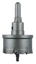 "MK Morse CTD41 - Carbide Tipped Hole Cutter Deep 2-9/16"""