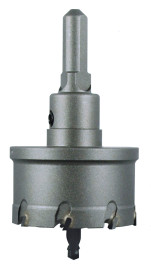 "MK Morse CTD42 - Carbide Tipped Hole Cutter Deep 2-5/8"""
