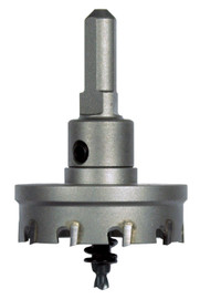 MK Morse CTS155 - Carbide Tipped Hole Cutter Shallow 25MM