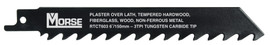 "MK Morse RTCT906T03 - Recip Saw Blade Carbide Tipped 9"" X 3/4"" 6TPI 3/Pack"