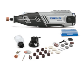 Dremel 8220-2/28 - 12 V Max Cordless Rotary Tool Kit