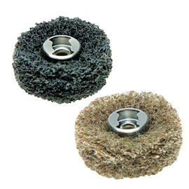 Dremel 511E - Coarse and Medium Finishing Abrasive Buffs