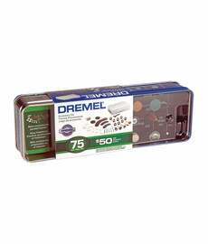Dremel 707-01 - 75 pc. Accessory Kit