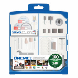 Dremel 710-08 - 160-Piece All-Purpose Accessory Kit