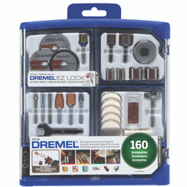 Dremel 715-01 - 160 pc. Rotary Accessory Kit