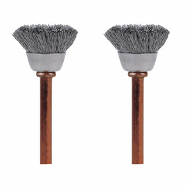 Dremel 531-02 - 1/2 In. Stainless Steel Brushes