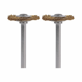 Dremel 535-02 - 3/4 In. Brass Brushes