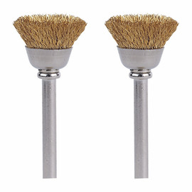 Dremel 536-02 - 1/2 In. Brass Brushes