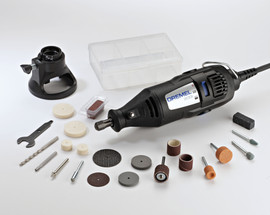 Dremel 200-1/21 - Two Speed Rotary Tool Kit