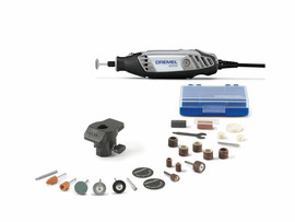 Dremel 3000-1/24 - Variable-Speed Rotary Tool Kit