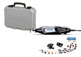 Dremel 4000-2/30 - 120 V Variable Speed High Performance Rotary Tool Kit