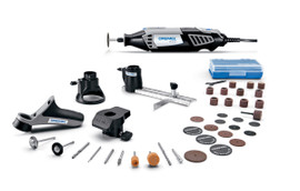 Dremel 4000-6/50 - 120 V Variable Speed High Performance Rotary Tool Kit